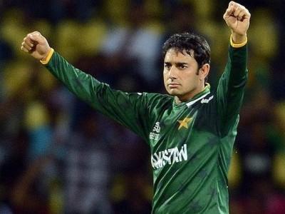 Ajmal still believes he got Tendulkar out in 2011 WC semifinal