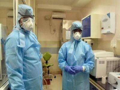 کشمیر کی پہلی وائرس متاثرہ خاتون روبہ صحت ہوکر ہسپتال سے رخصت