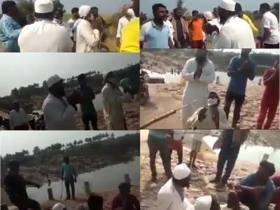 کورونا کے نام پر مسلمانوں پر حملہ؛ باگلکوٹ میں تین مسلم لوگوں کو ایک گاوں میں داخل ہونے سے روکنے کی واردات