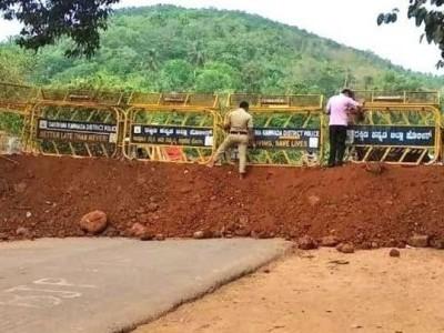 ناکہ بندی معاملہ: کرناٹک اور کیرالہ کے درمیان تنازعہ کا تصفیہ، کیس بند