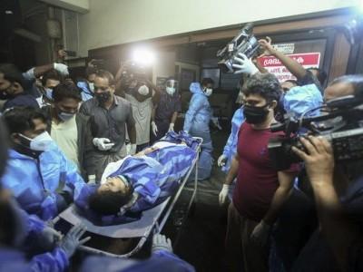 کیرالہ طیارہ حادثہ: تین مریضوں کی حالت نازک