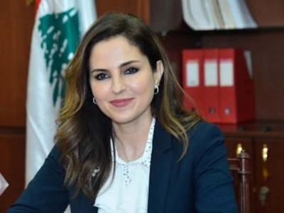 بیروت دھماکوں کے بعد لبنان میں سیاسی دھماکے جاری ، وزیر اطلاعات منال عبدالصمد مستعفی
