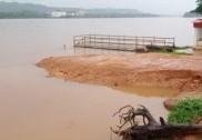 Incessant rain continue to lash Dakshina Kannada; Water level in Rivers Nethravathi, Kumaradhara recede