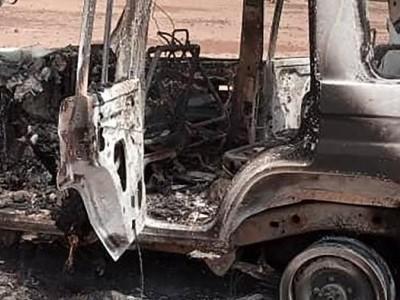 نائیجر: بندوق برداروں کے حملے میں فرانسیسی کارکنوں سمیت آٹھ افراد ہلاک