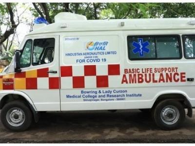 بنگلورو کیلئے 665؍ایمبولنس:وزیرتعلیم ڈاکٹرکے سدھاکر