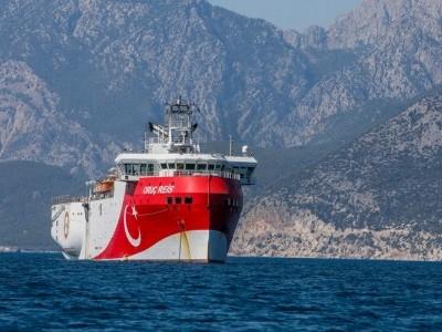 گیس کی تلاش کے حوالے سے ترکی اور یونان کے درمیان پھر کشیدگی