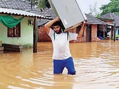 Rain recedes in Dakshina Kannada, Udupi districts