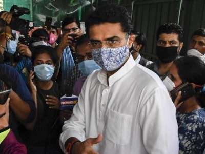Rajasthan crisis: Sachin Pilot back in Jaipur, says there shouldn't be any vendetta politics