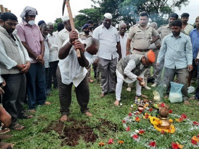ಮಣಗುತ್ತಿ: ಶಿವಾಜಿ ಪ್ರತಿಮೆ ವಿವಾದ ಅಂತ್ಯ
