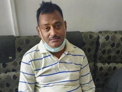 ಎನ್ಕೌಂಟರ್ನಲ್ಲಿ ಹತನಾದ ರೌಡಿ ಶೀಟರ್ ವಿಕಾಸ್ ದುಬೆ ಸಹಚರನ ಬಂಧನ