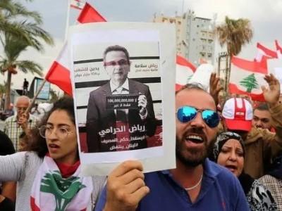 لبنان کے مرکزی بنک کے گورنر 10 کروڑ ڈالر اثاثوں کے مالک