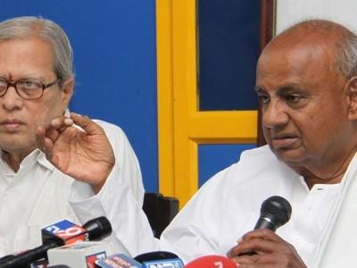 سابق وزیراعظم دیو ےگوڑا نے کیا بنگلورو تشدد میں شامل لوگوں کے خلاف کارروائی کا مطالبہ