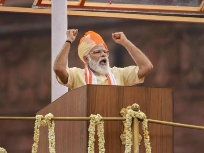 From LoC to LAC, armed forces given befitting replies to those challenging India's sovereignty: PM