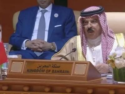 بحرینی فرمانروا کی اماراتی قیادت کو اسرائیل کے ساتھ امن معاہدے کے اعلان پرمبارک باد