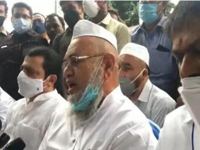 بنگلورو تشدد : علما نے دلت ایم ایل اے کے گھر کو از سر نو تعمیر کرنے کی پیشکش کی