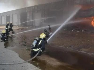سعودی عرب: الجنادریہ میں خیموں میں آتش زدگی کی تحقیقات شروع