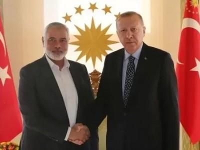 ترک حکومت پر حماس کی اعلی قیادت کو ترکی کی شہریت دینے کا الزام