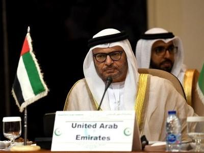 ترکی عرب امور میں مداخلت سے باز رہے: متحدہ عرب امارات کا انتباہ