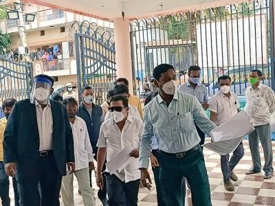 بی بی ایم پی کووِڈ مریضوں کے ساتھ نان کووِڈ مریضوں کے علاج کی طرف بھی متوجہ،رایا پورم میں مخصوص ہیلتھ سینٹر قائم کرنے ضمیر احمد خان کے مطالبہ کو بی بی ایم پی کمشنر کی فوری منظوری