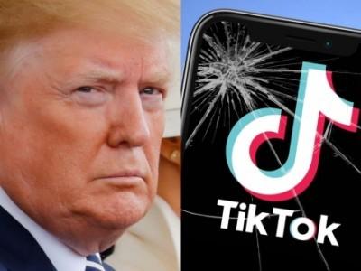 صدر ٹرمپ کا امریکہ میں 'ٹک ٹاک' پر پابندی لگانے کا فیصلہ