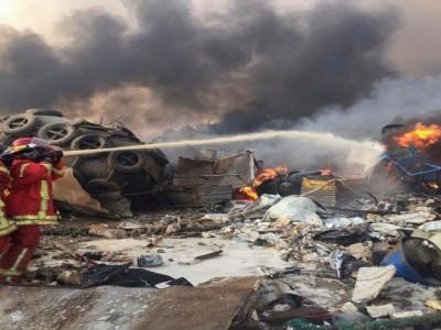لبنان دھماکہ: اموات کی تعداد 100 سے تجاوز، دو ہفتوں کے لئے ایمرجنسی نافذ