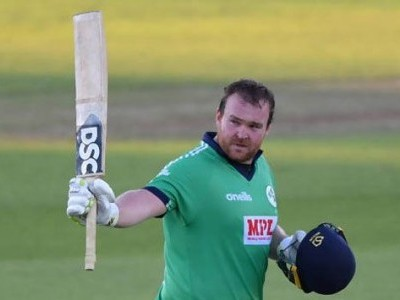 Stirling, Balbirnie star as Ireland chase 329 against England in third ODI