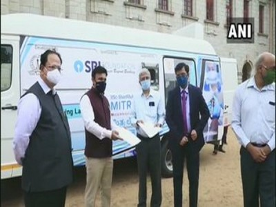 Karnataka gets its first mobile COVID-19 testing labs
