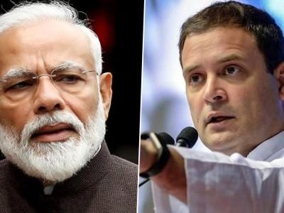 ہندوستانی وزیر اعظم میں چین کا نام تک لینے کی ہمت نہیں! راہل گاندھی