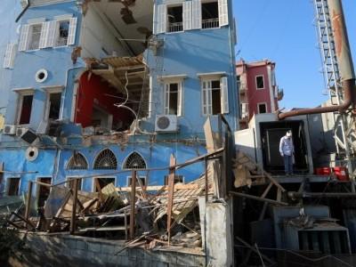 بیروت دھماکہ: دولاکھ سے زائد افراد ہوئے بے گھر