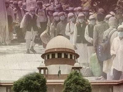 بے لگام میڈیا پر جمعیۃ کی عرضی: جب تک عدالت حکم نہیں دیتی حکومت خود سے کچھ نہیں کرتی: چیف جسٹس
