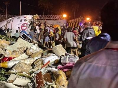 کیرالہ طیارہ حادثہ: اب تک 18 افراد کی موت، راحت اور بچاؤ کاری جاری
