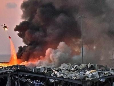 بیروت دھماکے: سابق اور موجودہ ڈی جی کسٹمز تفتیش کے لیے گرفتار