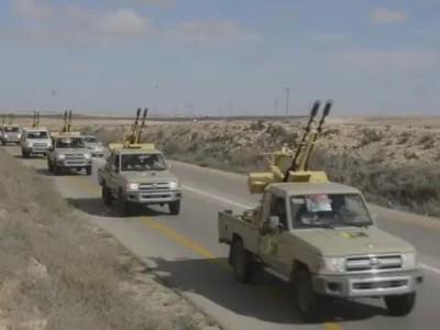 لیبیا کی قومی وفاق حکومت کو ترک ڈرون طیاروں اور جدید اسلحہ کی فراہمی
