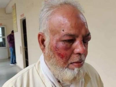 راجستھان: 'جے شری رام' نہ کہنے پر بزرگ مسلم ڈرائیور کے ساتھ مار پیٹ، پاکستان جانے کو کہا!