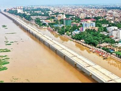 بہار کے 16اضلاع میں سیلاب کا قہر جاری