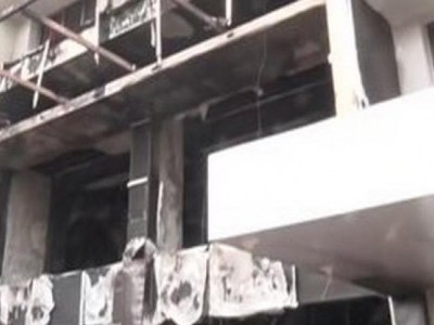 7 killed in fire at Vijayawada hotel being used as COVID-19 facility