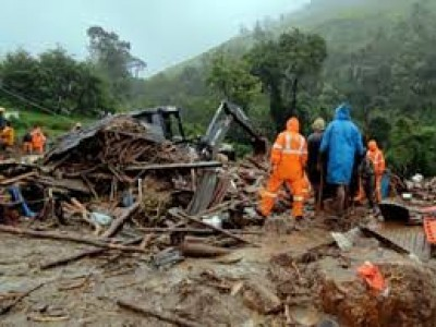Death toll in landslide in Idukki district rises to 28