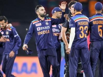 پہلے ٹی-20 میں چہل-نٹراجن نے ہندوستان کو فتح سے کیا ہمکنار، آسٹریلیاکو 11 رنوں سے شکست