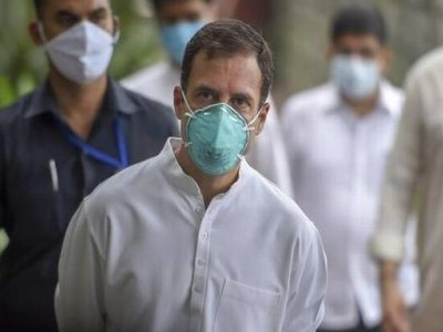By when will every Indian get free Covid vaccine, Rahul Gandhi asks Modi