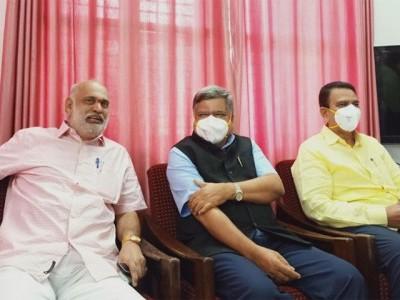 سرسی : وشوناتھ کی طرف سے ظاہری طورپر  بیان دینا ٹھیک نہیں ہے: وزیر جگدیش شٹر
