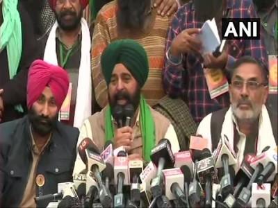 Farmer unions to intensify agitation against farm laws, call Bharat bandh on Dec 8