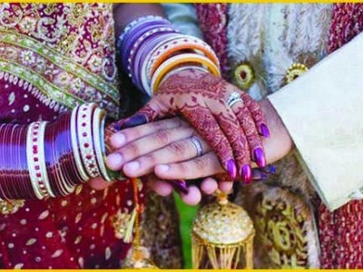 لکھنؤ میں مسلم لڑکے کی ہندو لڑکی سے  ہونے والی شادی پر پولیس نے لگائی روک