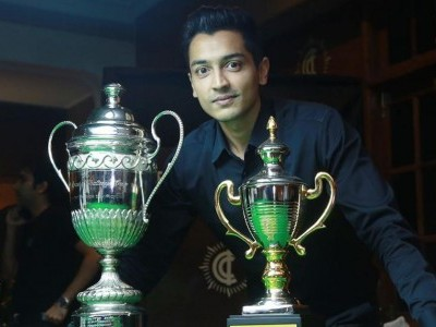 Aditya Mehta wins National Snooker Championship