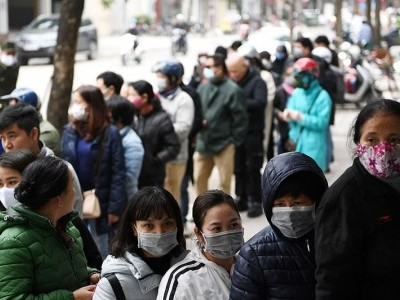 Death toll rises to 1,113 in China coronavirus; confirmed cases jump to over 44,000