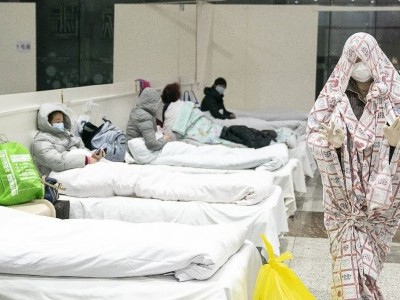 Virus death toll in Hubei surges by 242 in one day: Govt