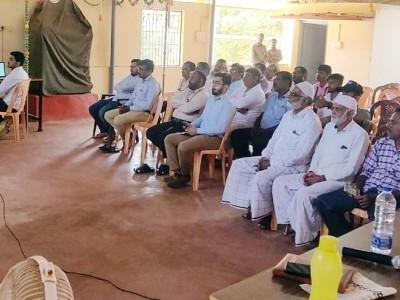 ಭಟ್ಕಳ:ವಿದ್ಯುತ್ ಬಳಕೆಯಲ್ಲಿ ಸುರಕ್ಷತೆ ಕುರಿತ ಕಾರ್ಯಾಗಾರ
