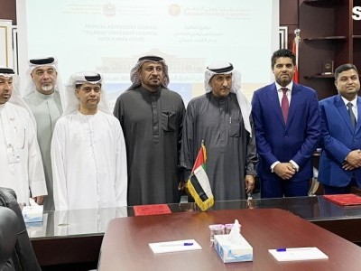 Thumbay University Hospital Signs MoU with Ajman Court for Offering Medical Services