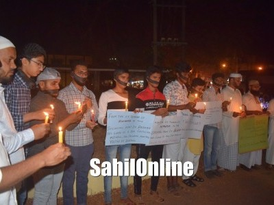 Bhatkal pays homage to Pulwama bravehearts