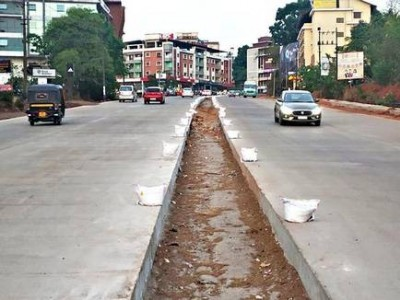 5 KM bicycle track planned on Udupi-Manipal road