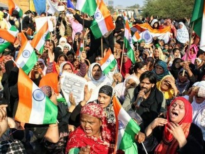 شاہین باغ مظاہرین کی امت شاہ سے نہیں ہو پائی ملاقات، پولیس کے سمجھانے کے بعد ہوئے واپس